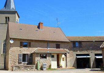 Vente Maison 5 pièces 105m² Cluny (71250) - photo