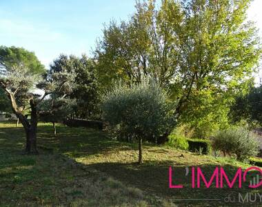 Vente Terrain 800m² La Motte (83920) - photo