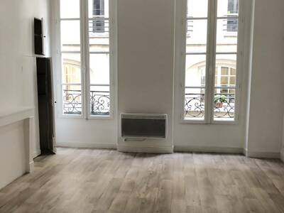 Location Appartement 1 pièce 36m² Paris 03 (75003) - photo