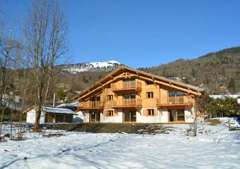 Vente Appartement 3 pièces 55m² Samoëns (74340) - photo