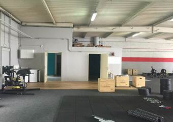 Location Local industriel 360m² Saint-Martin-le-Vinoux (38950) - photo