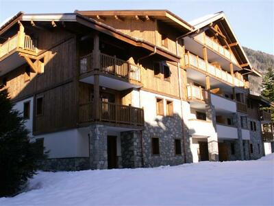 Appartement 5 couchages Samoëns (74340) - Photo 9