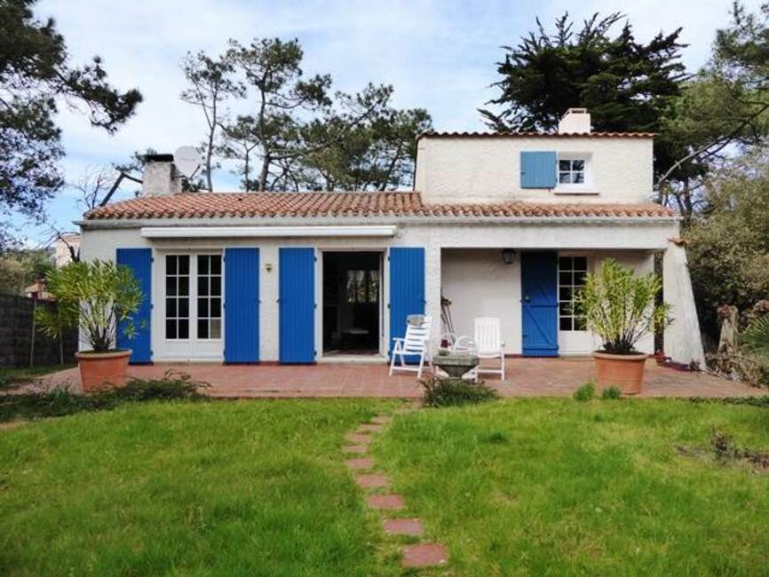 Vente maison 6 pi ces talmont saint hilaire 85440 134504 - Garage simonneau talmont saint hilaire ...