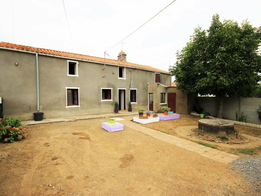 Vente maison 3 pi ces saint philbert de grand lieu 44310 137423 - Garage saint philbert de grand lieu ...