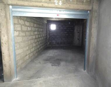 Renting Garage 14m² Grenoble (38000) - photo