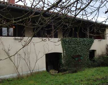 Vente Maison 6 pièces 114m² Cluny (71250) - photo