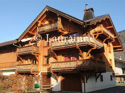 Appartement 5 couchages Samoëns (74340) - Photo 4