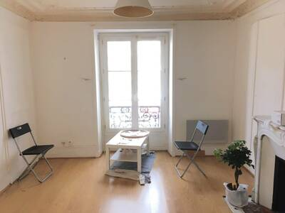 Location Appartement 3 pièces 50m² Paris 17 (75017) - photo