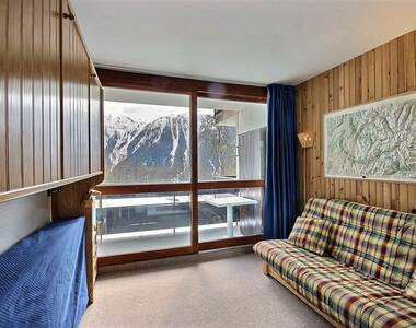 Vente Appartement 2 pièces 35m² VALLANDRY PLAN-PEISEY (73210) - photo