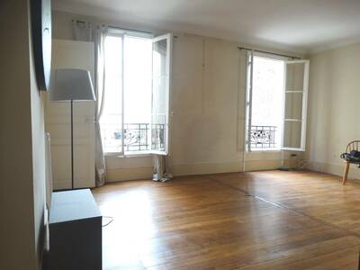 Vente Appartement 3 pièces 62m² Paris 16 (75016) - photo