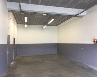 Renting Industrial premises 130m² Échirolles (38130) - photo