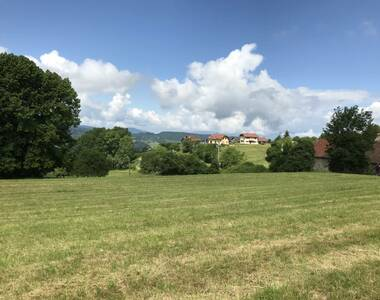 Vente Terrain 2 356m² MEYRIEUX TROUET  - photo