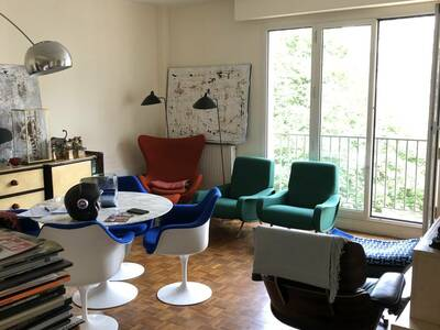 Location Appartement 3 pièces 73m² Paris 16 (75016) - Photo 1
