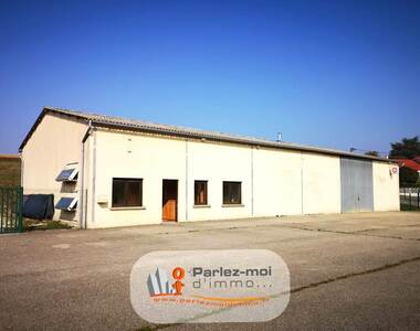 Vente Local industriel 750m² Saint-Jean-de-Bournay (38440) - photo