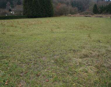 Vente Terrain 1 099m² Vougy (74130) - photo