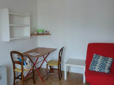 Location Appartement 1 pièce 17m² Paris 16 (75116) - photo