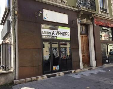 Vente Local commercial 43m² Grenoble (38000) - photo