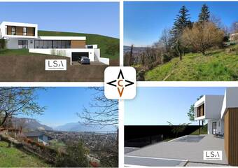 Vente Terrain 670m² Voiron (38500) - photo