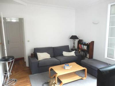 Vente Appartement 2 pièces 37m² Paris 15 (75015) - photo
