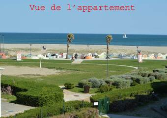 Vente Appartement 1 pièce 18m² Port Leucate (11370) - photo