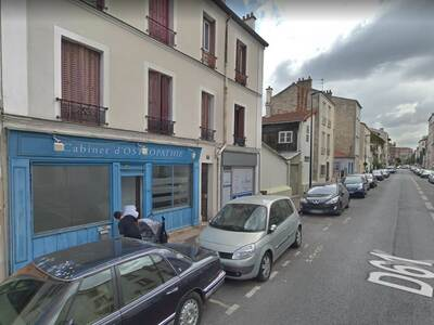 Location Local commercial 3 pièces 22m² Malakoff (92240) - photo