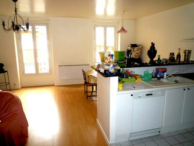 Vente Appartement 3 pièces 64m² Paris 17 (75017) - photo