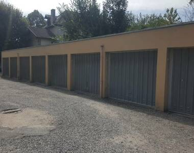 Vente Garage 17m² Grenoble (38000) - photo