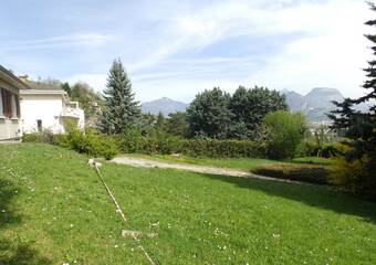 Vente Terrain 598m² Seyssins (38180) - photo