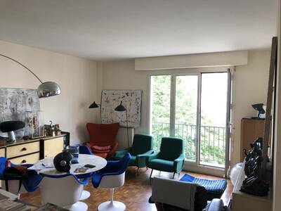Location Appartement 3 pièces 73m² Paris 16 (75016) - Photo 2