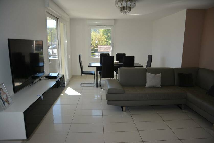 Vente Appartement 4 pièces 77m² Vétraz-Monthoux (74100) - photo