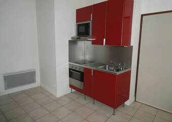 Location Appartement 1 pièce 33m² Tullins (38210) - photo
