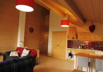 Vente Appartement 4 pièces 87m² Vaujany (38114) - photo