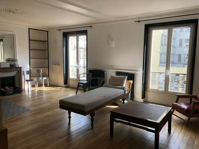 Location Appartement 3 pièces 65m² Paris 17 (75017) - photo