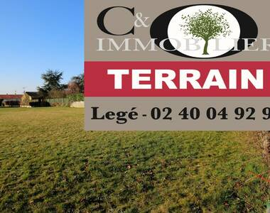 Sale Land 676m² Legé (44650) - photo