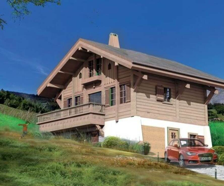 Achat immobilier montagne haute savoie for Achat maison haute savoie