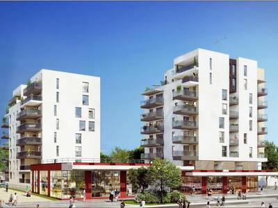 Immobilier neuf : Programme neuf Toulouse (31400) - photo