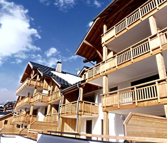 Vente Appartement 2 pièces 48m² Vaujany (38114) - photo