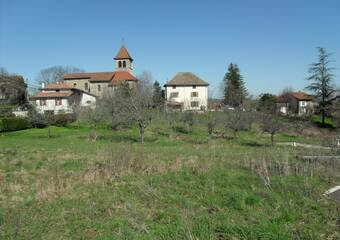 Vente Terrain 1 215m² Bilieu (38850) - photo