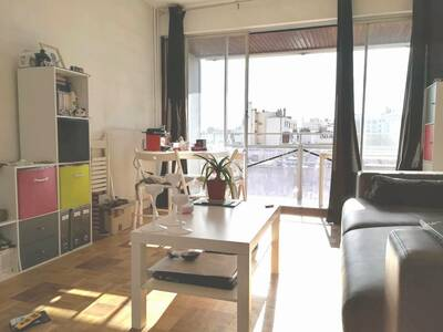 Vente Appartement 1 pièce 21m² Paris 15 (75015) - photo