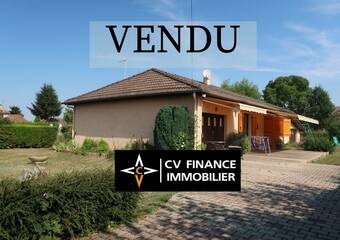 Vente Maison 5 pièces 90m² Sillans (38590) - photo