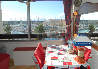Appartement 3 couchages Port Leucate (11370)