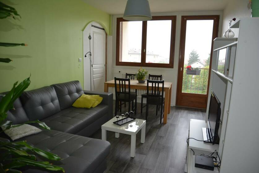 Vente Appartement 4 pièces 76m² Ville-la-Grand (74100) - photo