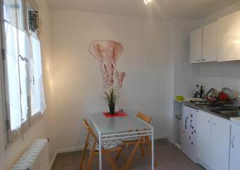 Renting Apartment 1 room 21m² Grenoble (38000) - photo