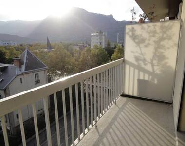Renting Apartment 1 room 23m² Grenoble (38100) - photo