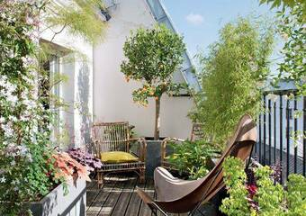Vente Appartement 3 pièces 52m² Tours (37100) - photo
