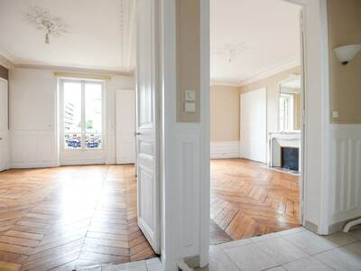 Vente Appartement 4 pièces 88m² Paris 17 (75017) - Photo 1
