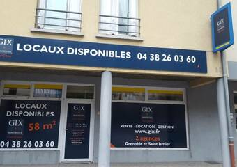 Location Local commercial 58m² Goncelin (38570) - Photo 1