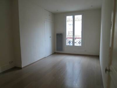 Vente Appartement 1 pièce 22m² Paris 17 (75017) - photo