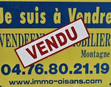 Sale House 6 rooms 125m² Allemond (38114) - photo