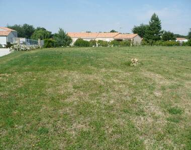 Vente Terrain 1 127m² Talmont-Saint-Hilaire (85440) - photo
